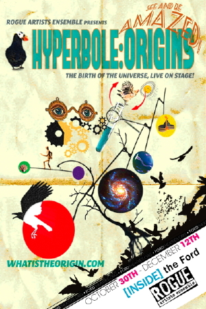 "Two RIM tracks selected for the upcoming ""Hyperbole: origins"" theatrical event"